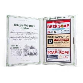 Duke Cannon Gift Set - 3 x 10 oz Soaps - $12.74 after 15% off Target Circle offer