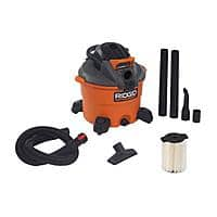 RIDGID  Model WD1280  Internet #202440986 12 gal. 5.0-Peak HP Wet Dry Vac with Detachable Blower $  70  free shipping and other vacuums @ home depot 9-8-16 only