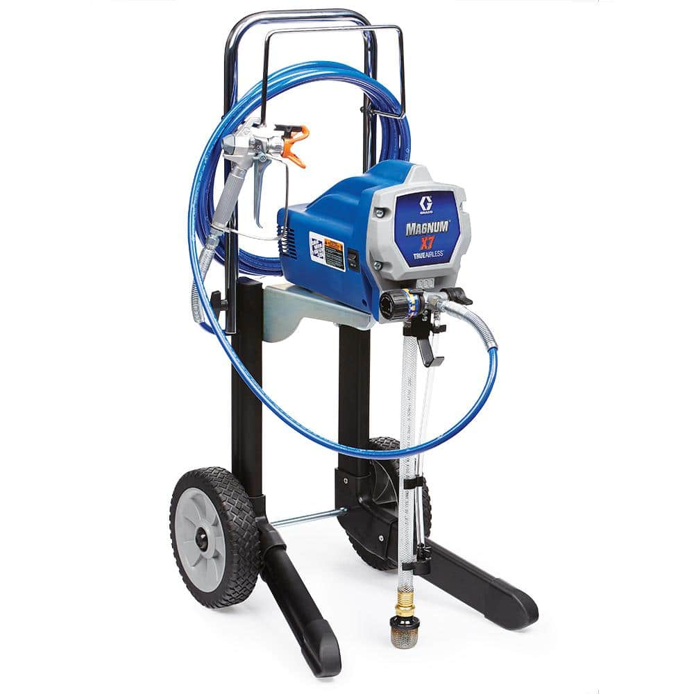 Home Depot Graco Airles Paint Sprayers X7 335 X5 255