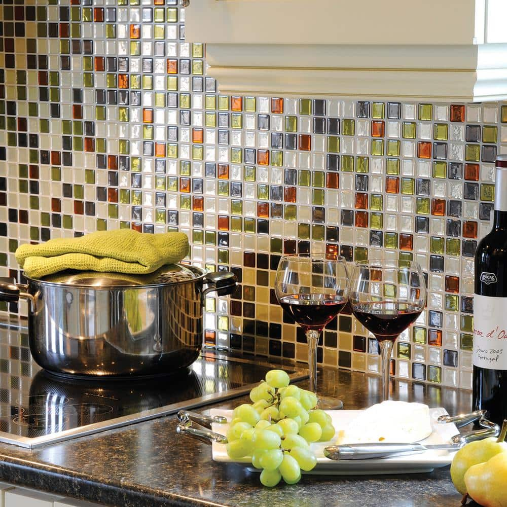 Popular Home Depot pk tile mosaics some in x in most priced to per set free shipping only Slickdeals net