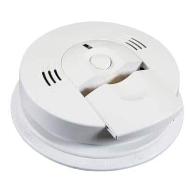 Home Depot Kidde Battery Operated Combination Smoke and Carbon Monoxide Alarm w/Voice Alert $20 & Kidde wired Smoke Alarm w/10-Year Battery 3/pk $55 & more Free ship 10-26-17 only