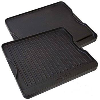 Target or Amazon Camp Chef Reversible Cast Iron Grill / Griddle - 14 x 16 (Inch) $27.20 Free Shipping 11-27-17 only