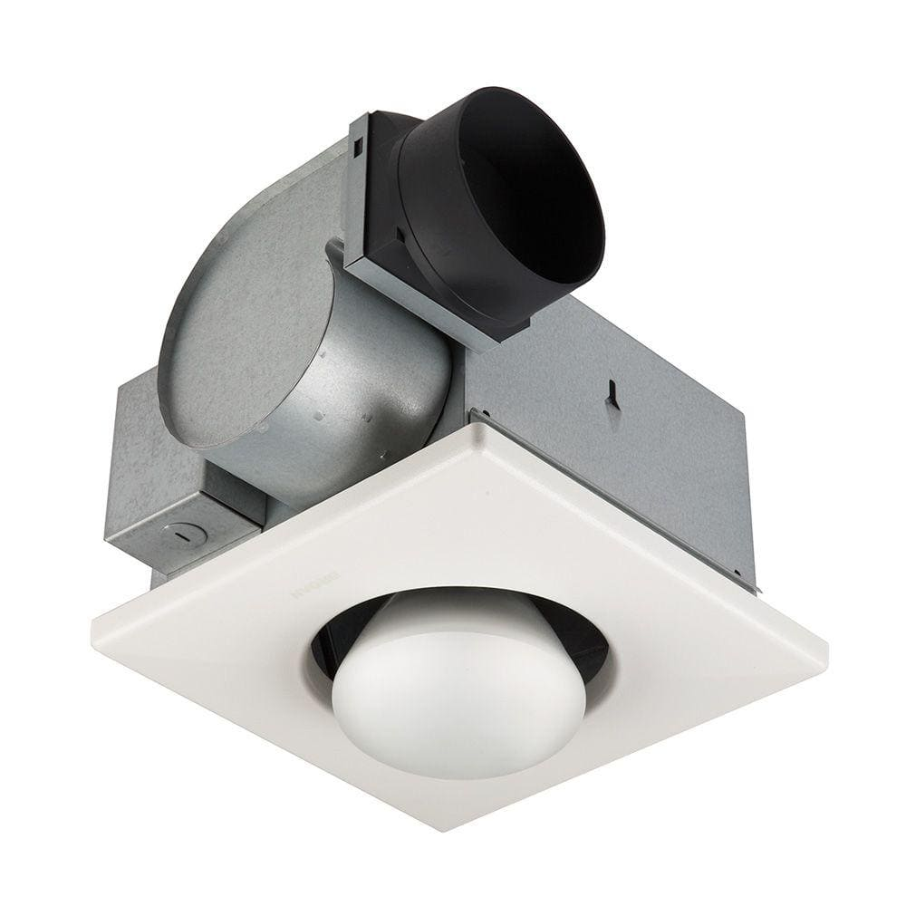 Home Depot Exhaust fans ex. Broan 70 CFM Ceiling Exhaust Fan with 250-Watt 1-Bulb Infrared Heater  $33 & more Free shipping 12-20-17 only