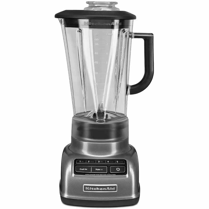 Frys KitchenAid® 5-Speed Diamond Blender - Liquid Graphite $46 (usually $90+) Free shipping with $50 order (pad with $4 more)   12-26-17 only
