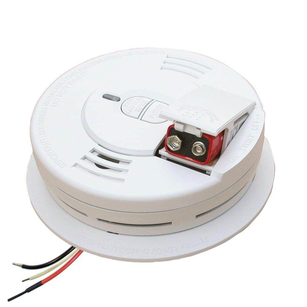 Select Kidde Fire Safety Alarms ex. Kidde Battery Operated Wireless Inter Connectable Smoke Alarm (3-Pack) $59  & many more Free Ship 1-12-18 only