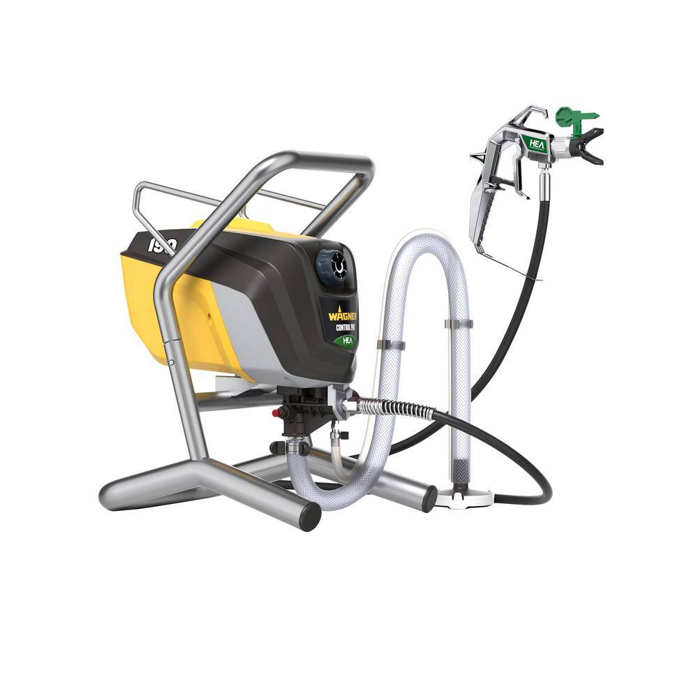 Home Depot Wagner and Titan Paint sprayer deals: ex. Wagner Control Pro 190 High Efficiency Airless Sprayer  $299 Free Shipping 2-17-18 only