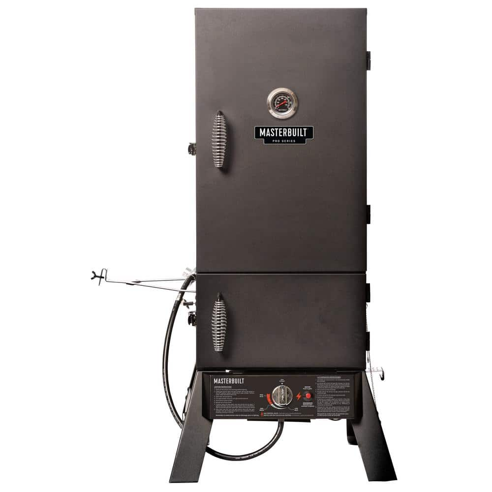 Home Depot  Masterbuilt Pro MDS 230S Dual Fuel Smoker $99 ( was $179) IN STORE 5-22-18 only