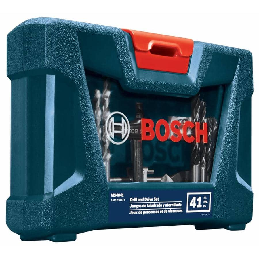 Lowes Bosch 41-Piece Screwdriver Bit Set free pick up in store $10 ...