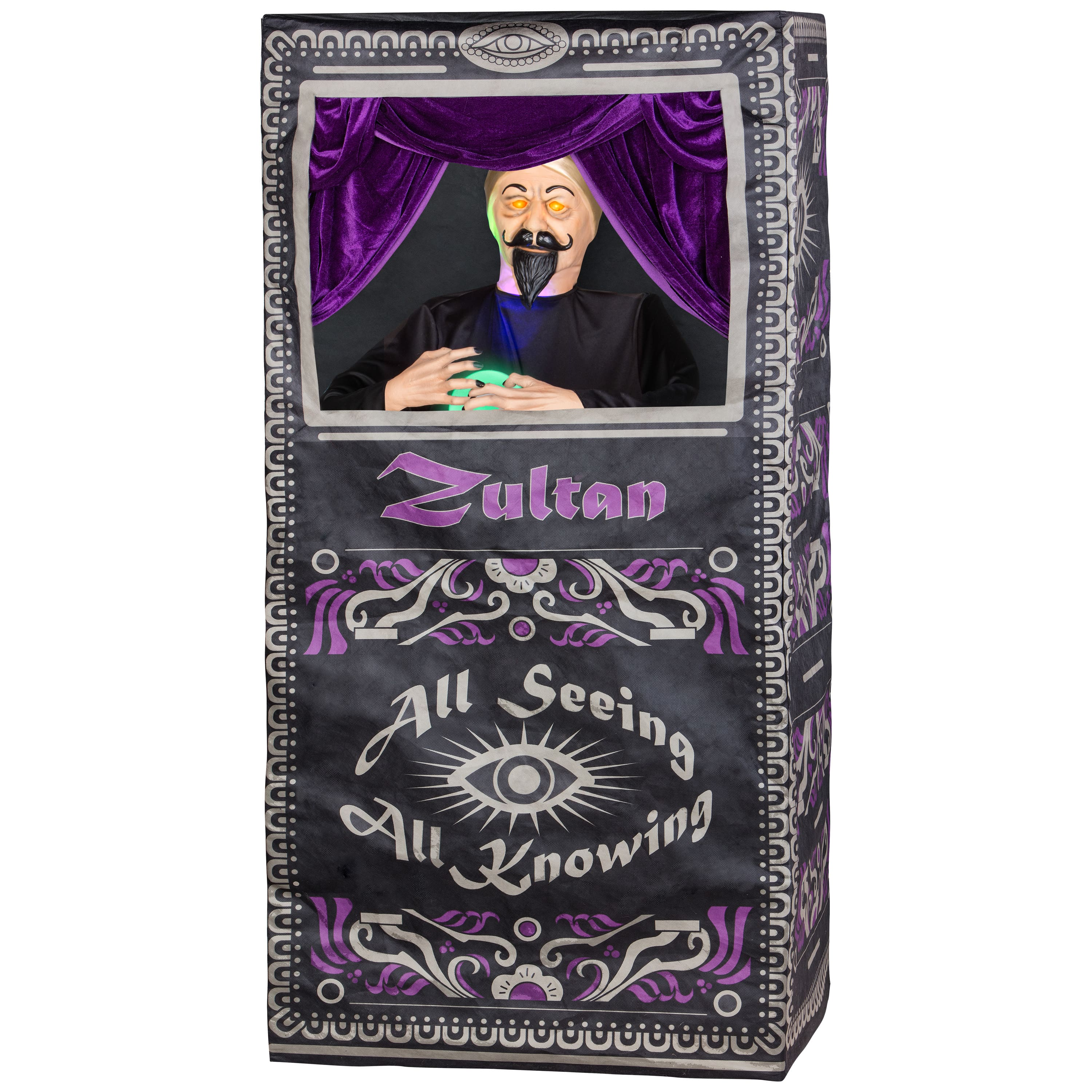 Lowes Holiday Living Animated Fortune Teller in Box  $75 & more Free Shipping 10-4-18 only