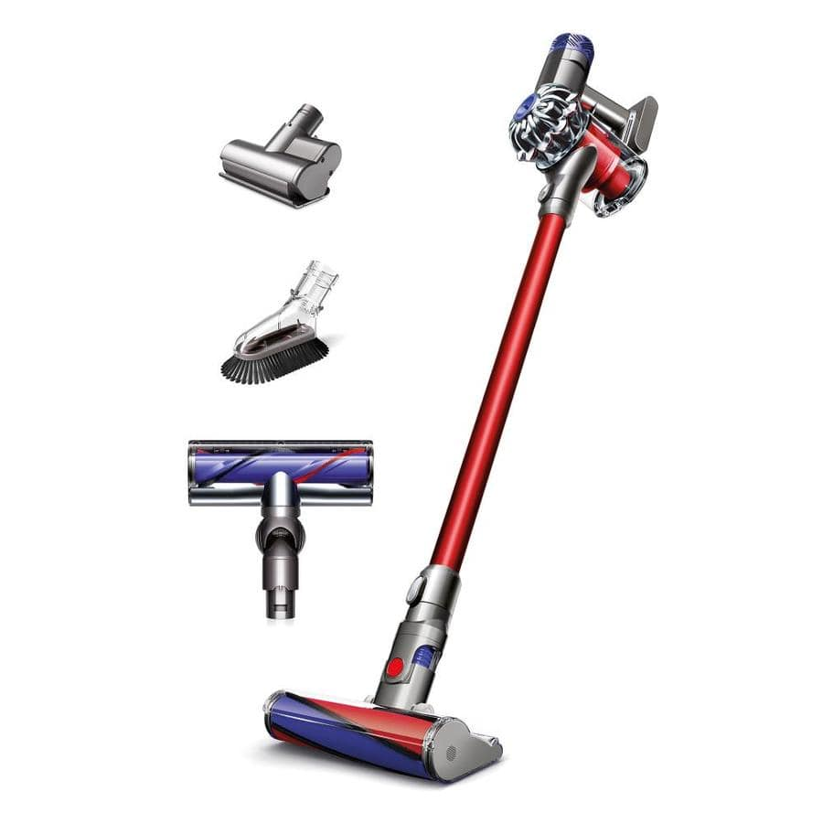Lowes (or Dyson) Dyson V6 Absolute Cordless Bagless Stick Vacuum  $239 free pickup & Free Shipping  in some areas 10-7-18 only