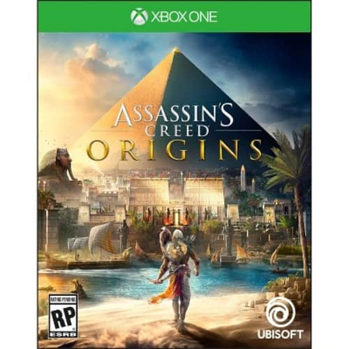 Assassin's Creed Origins (Xbox One) - $49.99 @ Target