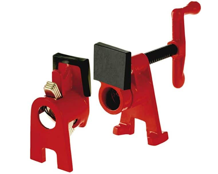 Bessey 3/4-Inch H Style Pipe Clamp $13.97