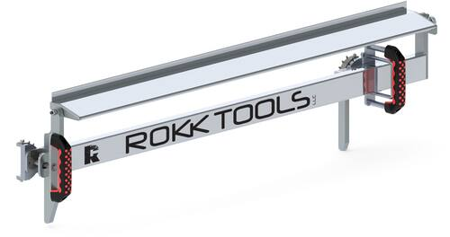 ROKK Tools Pro Drywall Panel Lifter / Holder / Installer - Holds Up End Of Panel For One-Man Installation $129.99