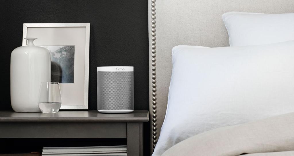Sonos Play:1: Mini Home Speaker (Refurbished) - $99