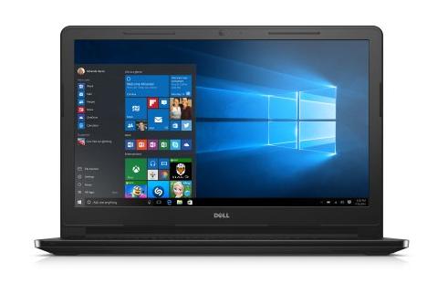 Dell Inspiron 15 3000, 15.6-inch HD, Intel Celeron Processor N3060, 4GB 1600MHz DDR, 500GB 5400 RPM HDD $235