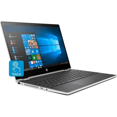 HP Pavilion x360 Convertible 14m-cd0006dx LCD - Intel Core i3-8130U Dual-Core Processor 2.2GHz - 8GB DDR4 SDRAM - 128 GB SSD - Windows 10 Home (Factory Refurbished) $389.99