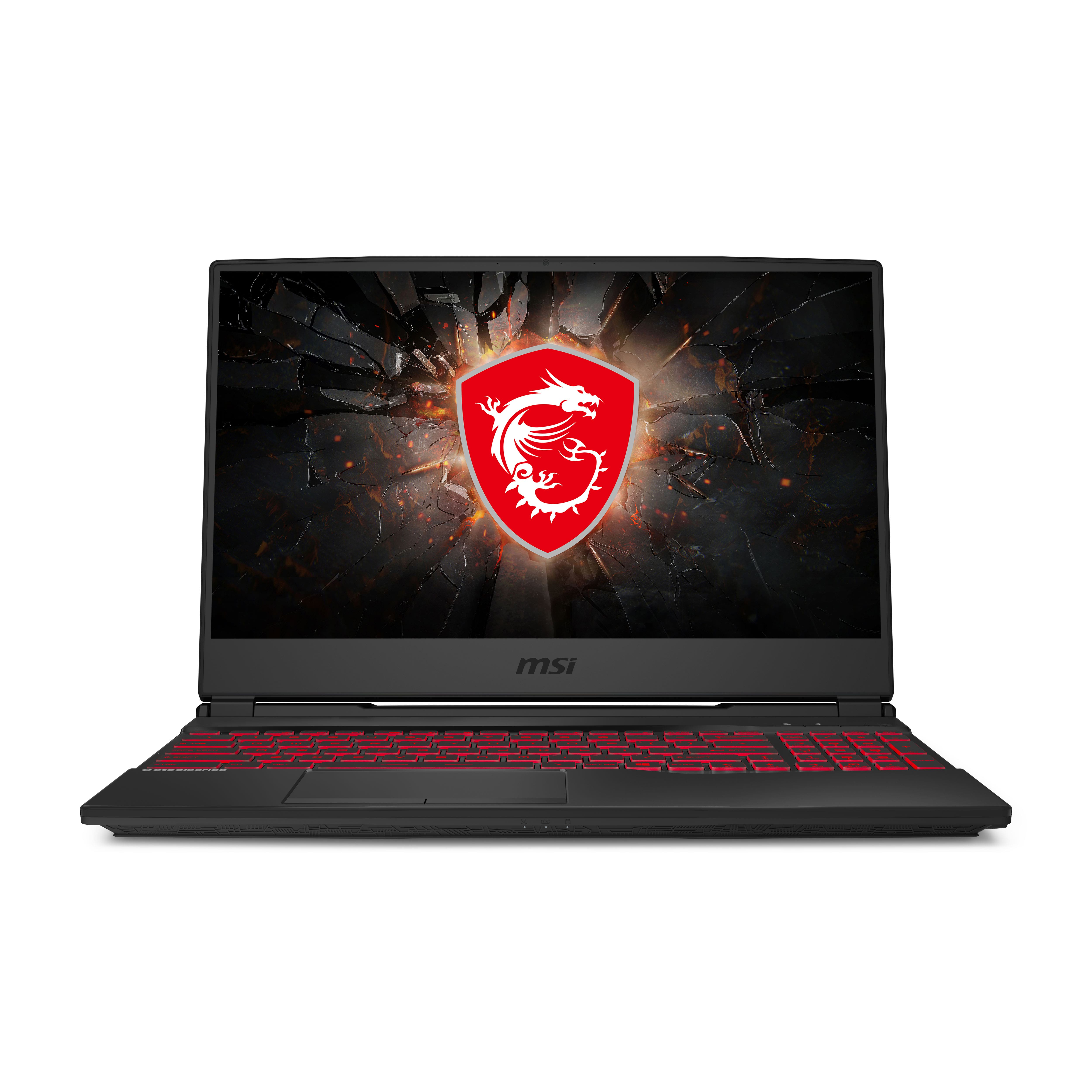 "MSI GE75 Raider 17.3"" Gaming Laptop, Intel Core i7-9750H, NVIDIA GeForce RTX2070, 16GB RAM, 1TB NVMe SSD + 1TB, Windows 10, VR Ready, Aluminum Black, GE75668 $1499"