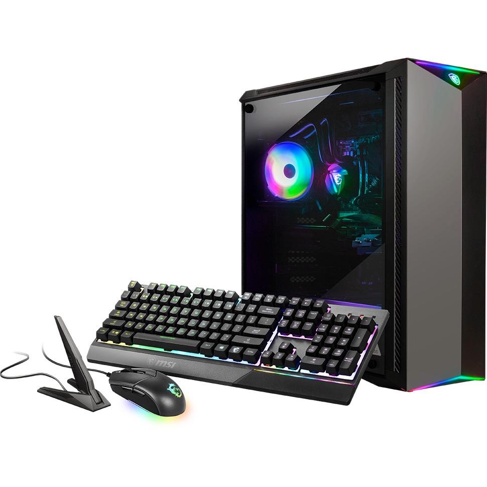 MSI Aegis RS 10SD-014US Gaming Desktop Computer - Intel Core i7-10700K(F) - 16GB RAM - 1TB SSD - NVIDIA GeForce RTX 2070 SUPER - Windows 10 Home - Tower $1399