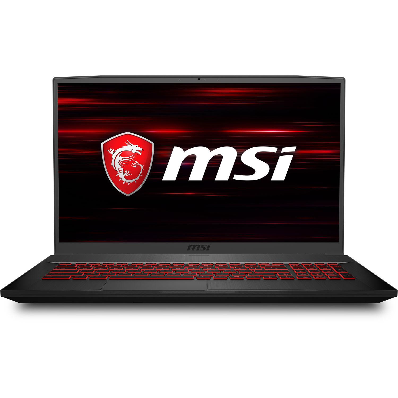 "MSI GF75 Thin 10SEK-285 17.3"" Gaming Notebook - Core i7-10750H - 16GB RAM - 512GB SSD - 1920 x 1080 - NVIDIA GeForce RTX 2060 - Windows 10 Pro - Black $1139.99"