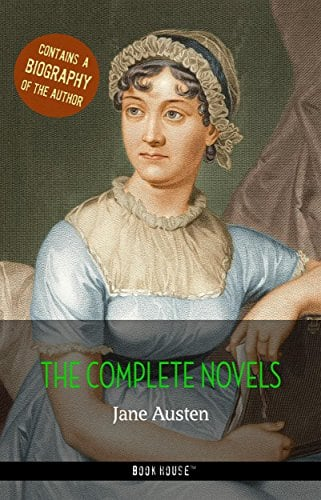 Free Ebooks: The Complete Works of Jane Austen Kindle Edition