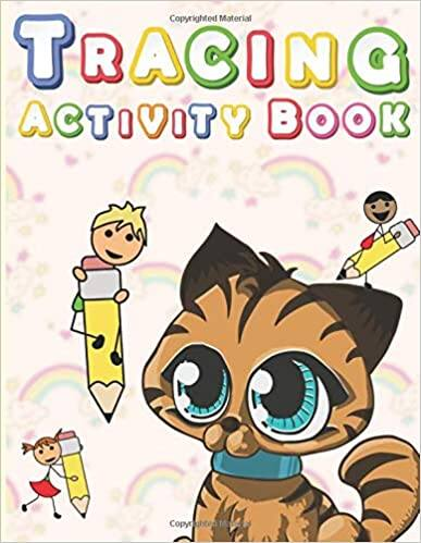 Tracing activity book: Trace lines, shapes and numbers for toddlers Paperback $4.9