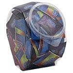 Durex Variety Fish Bowl, Assorted Premium Lubricated Condoms, 144 Count 19$ AC @amazon