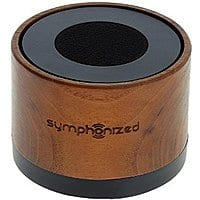 Amazon Deal: Symphonized NXT One Piece Solid Hand Carved Wood Bluetooth Speaker $25 @ Amazon