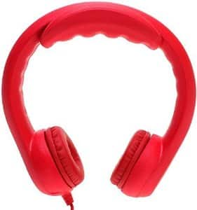 Volume Limited Wired Foam Headphones For Kids $15 @ Amazon