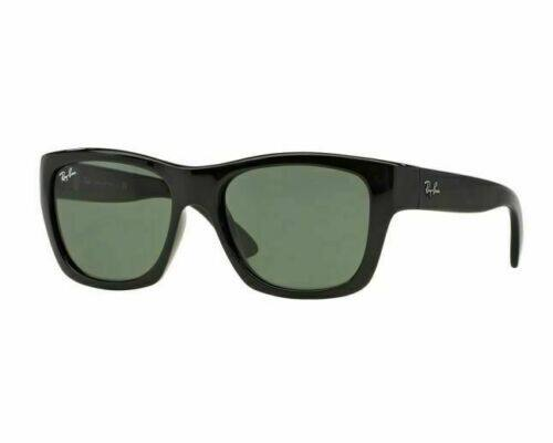 Ray Ban Nylon with Black Sunglasses with Green Classic Lens $60.99