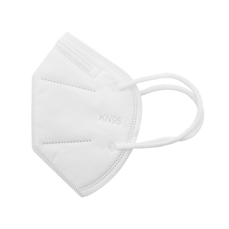 Aurora KN95 Disposable Earloop Protective Face Masks - 5 Pack $7.99