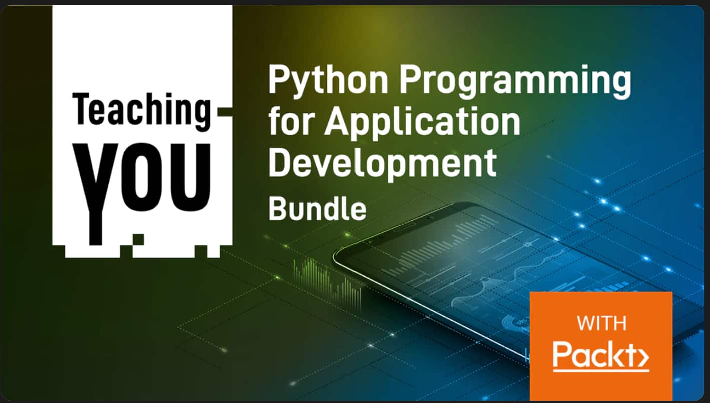 20% off Fanatical Python E-book Bundles