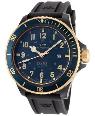 Glycine Combat Sub 46 Men's Watch $319