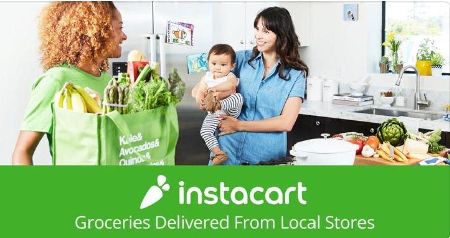 Instacart $10 off $35+ Walmart Orders