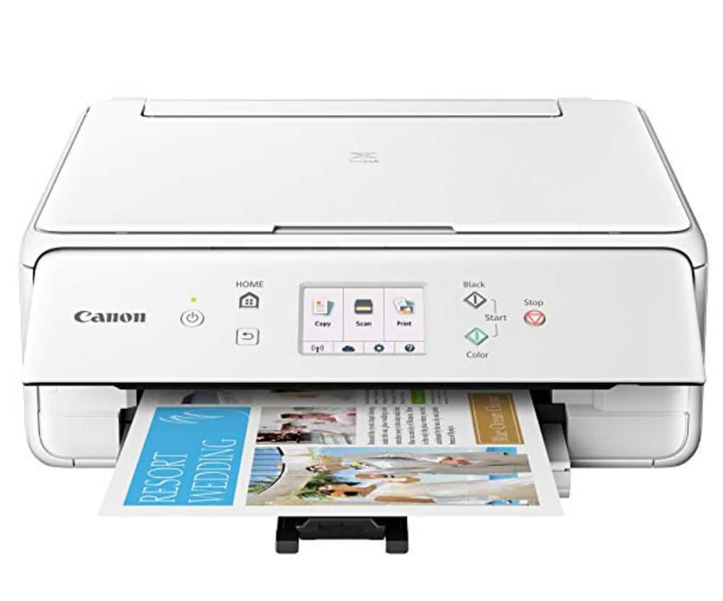 Canon TS6120 Wireless All-In-One Printer - $35