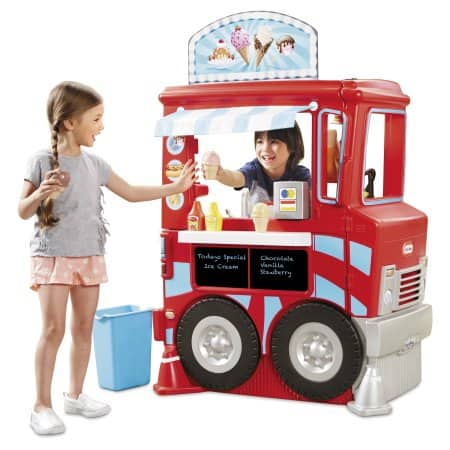 Little Tikes 2-in-1 Food Truck w/40+ Piece Walmart B&M YMMV $40