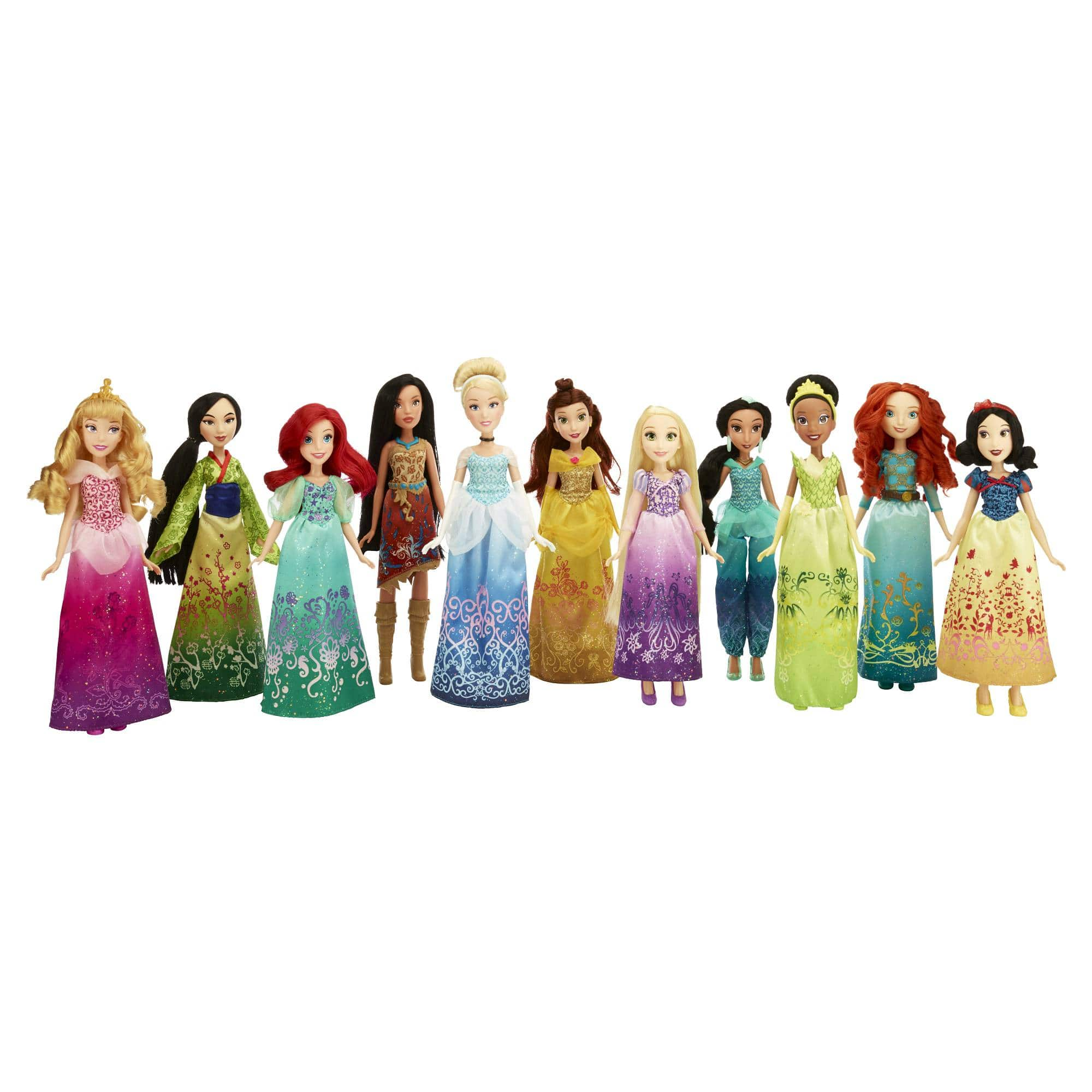 Target IN STORE: Disney Princess Shimmering Dreams Collection $29.88 Reg $99.98 YMMV