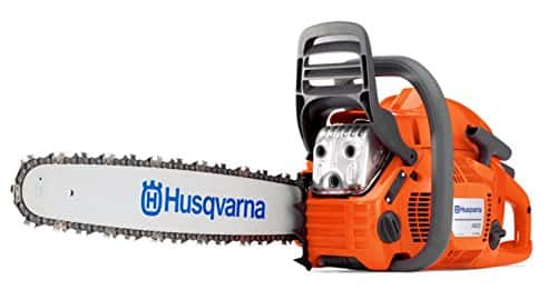 "24"" Husqvarna 460 2-Cycle Rancher Gas Chainsaw"