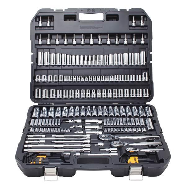 192-Piece DEWALT Mechanics Tools Set (DWMT75049) - Blains Farm Fleet - $149/$144, free shipping