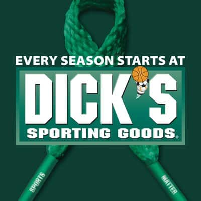 Dick's sporting goods cyber Monday 25% off + free shipping