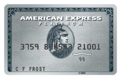 American Express Platinum Card - 25K MR signup bonus - First year fee waived!