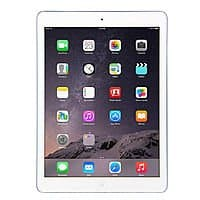 """eBay Deal: Apple iPad Air 9.7"""" Retina Display 32GB 1st Gen MD789LL/A Wi-Fi Silver (New Open Box) $290 + Free Shipping"""