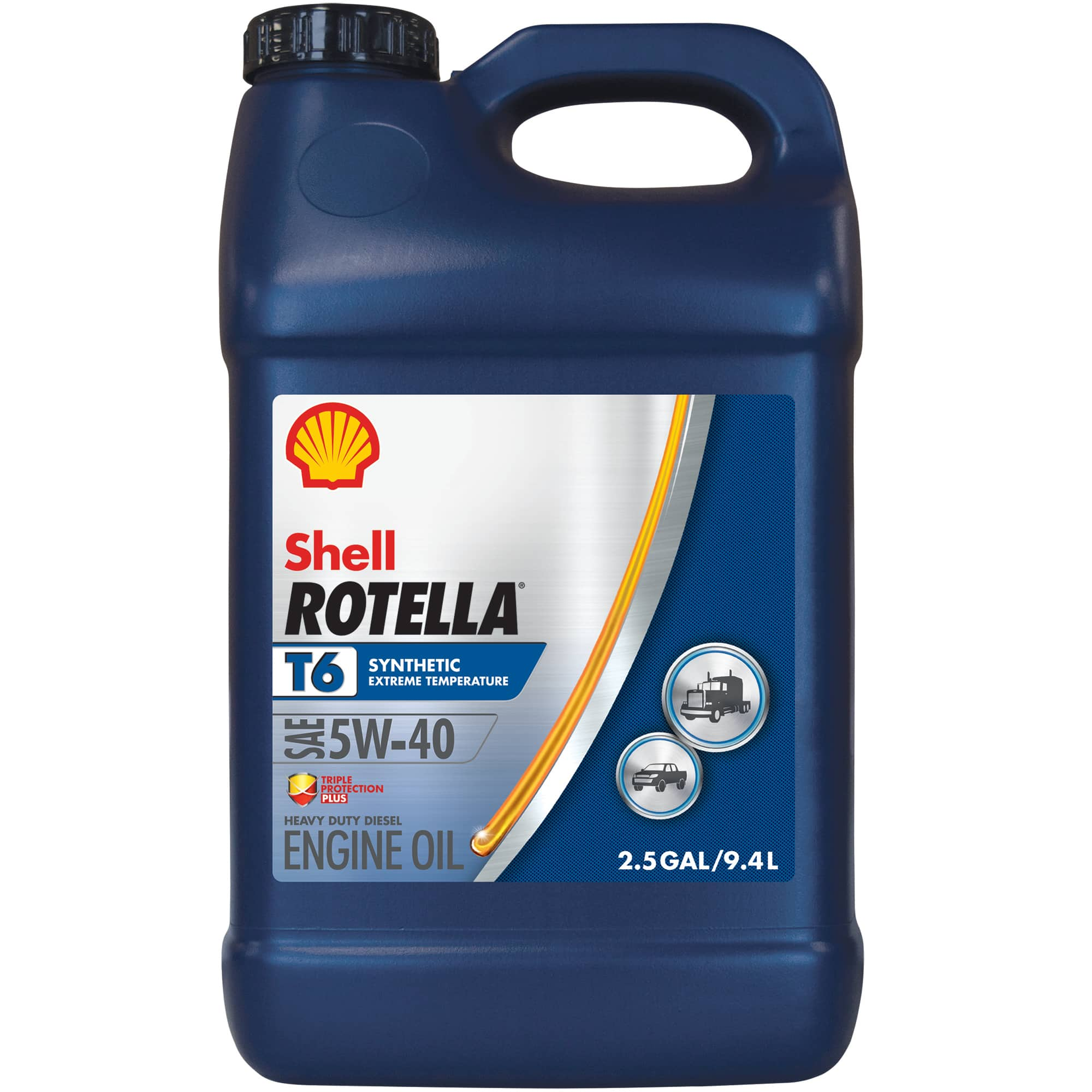 Rotella 2.5g  5-40 oil YMMV