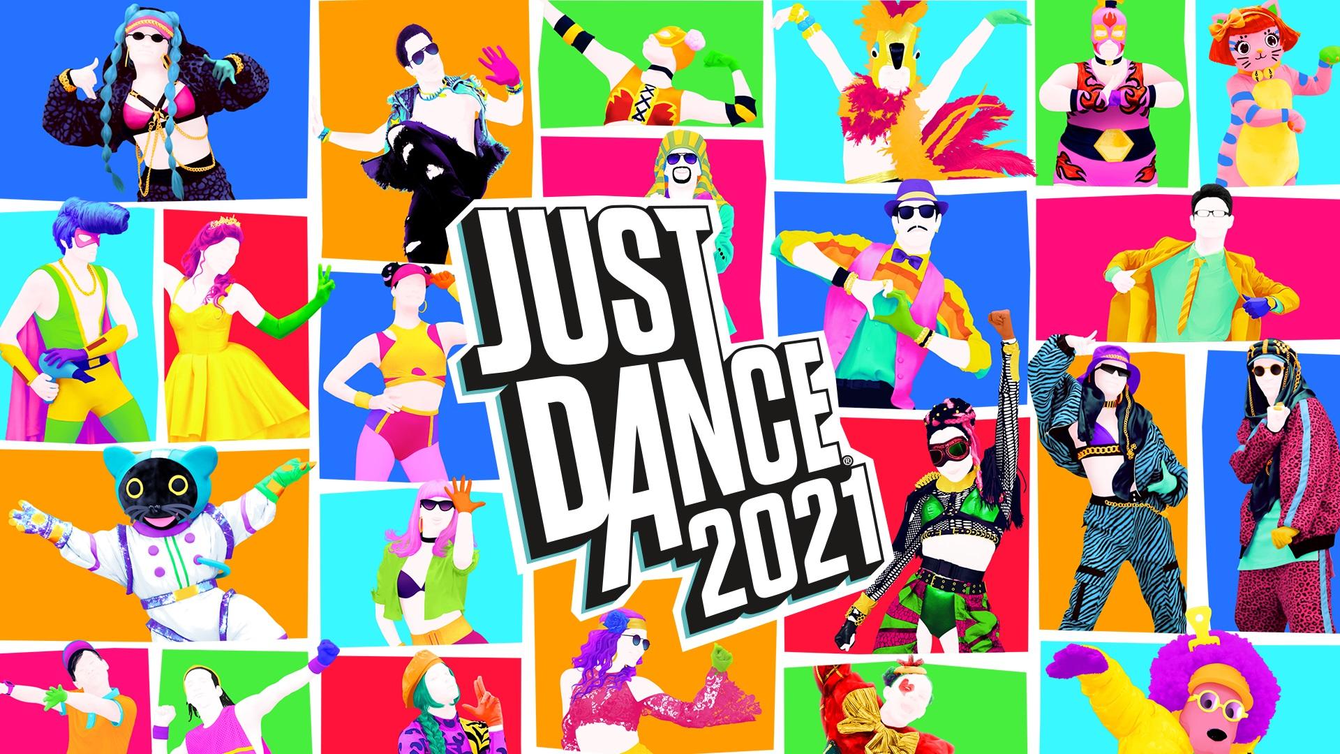 Just Dance 2021 - Nintendo Switch Digital Edition for $19.99 (Nintendo eShop)