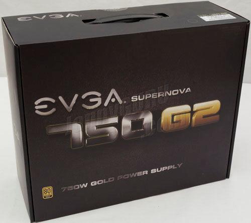 EVGA G2 750w PSU (Power Supply) 80 Plus Gold Fully Modular + $20 Gift Card = $84.99 After MIR - NCIXUS.com