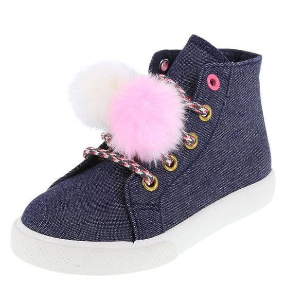 GIRLS' TODDLER FLAWLESS POOF HIGH-TOP - $12 Deal - Today Only! at Payless