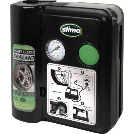 Slime Safety Spair 7-Minute Flat Tire Repair System $9.00 Walmart YMMV B&M