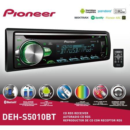 "Pioneer DEH-S5010BT Bluetooth CD Receiver $25, Power Acoustik PH-620SXMB 6.2"" Double-DIN DVD/SiriusXM Radio Bundle w/3 Months Free Service $59, Pioneer MVH-S301BT $19 YMMV Walmart"