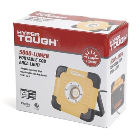 B M Ymmv Hyper Tough Portable Led Area Lights At Walmart