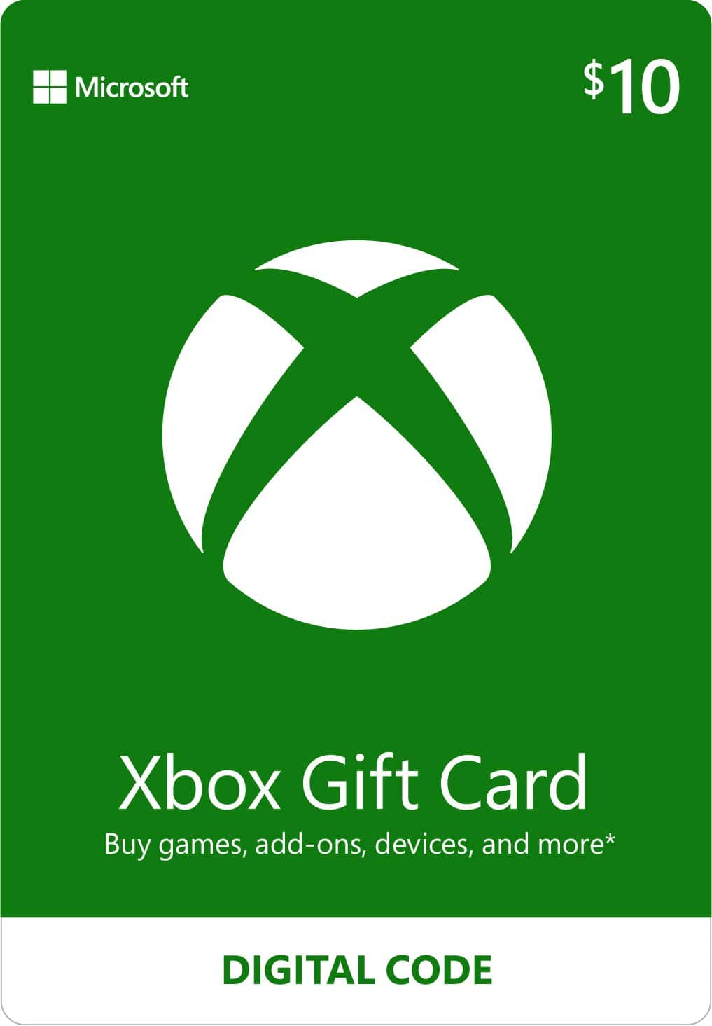 Amazon has select Xbox Gift Card's [Digital Code] on sale
