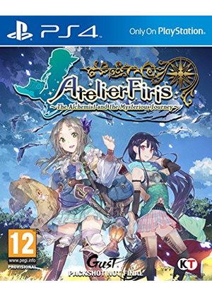 Atelier Firis (PS4) - £14.64 ($19.66) @ base.com